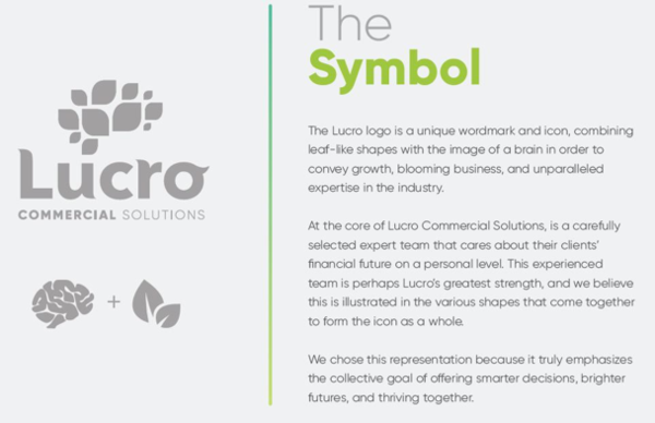 Explanation of the symbol